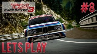 Toca Race Driver 3 Lets Play - Part 8 V8 SUPERCARS!