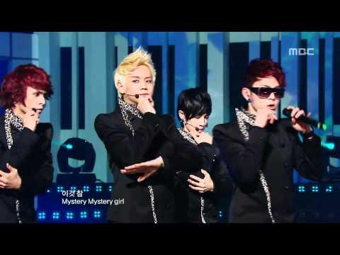 Beast - Mystery, 비스트 - 미스테리, Music Core 20100102 video