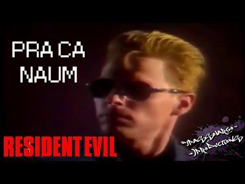 Resident Evil 1 Dublado  PRA CÁ NAUM !