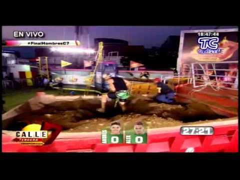 Alex vs Andres - Final Hombres - Calle 7 - 3ra Temporada