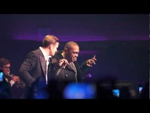 SexyBack - Justin Timberlake feat Timbaland - Hollywood Palladium, Los Angeles - February 10, 2013