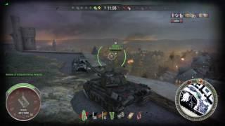 World of Tanks Xbox one Revenant Kraft's Panther (Monster Mash! ) 3 Kills