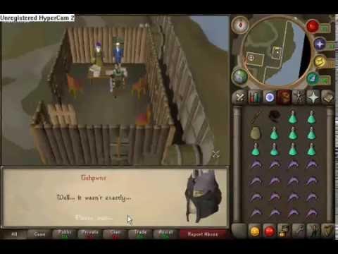 Tehpwnr kills the Sea-troll Queen