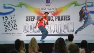 Step - Aerobic / Pilates Convention 2016 (Part 5)