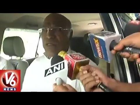 Karnataka Results | Mallikarjun Kharge Responds To Siddaramaiah 'Dalit CM' Remark | V6 News