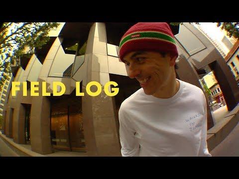 HABITAT FIELD LOG - WEST COAST TOUR