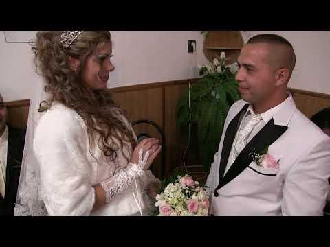 Janika és Marika esküvője