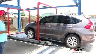 Hệ thống đỗ xe thông minh dạng xếp hình