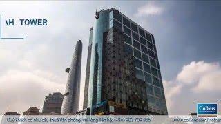 Sunwah Tower - Cho thuê văn phòng - Hạng A - TP.HCM Việt Nam