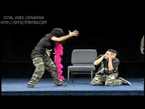 OBRA LA DROGA Y EL SIDA - Drama Cristiano Musica Jovenes - MJ