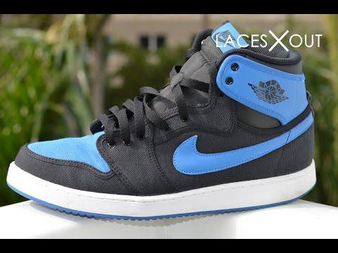 5 Maneras De Atar 1 Tus Nike Air Jordan 1 Atar Zapatillas De Deporte 31d0dd