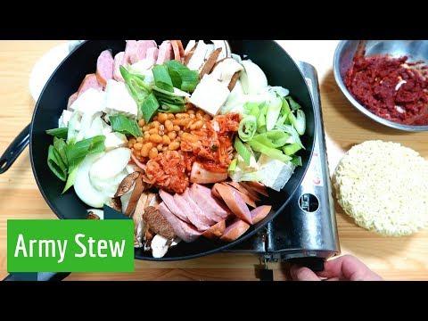 How to make Korean Army Stew (Budae Jjigae)