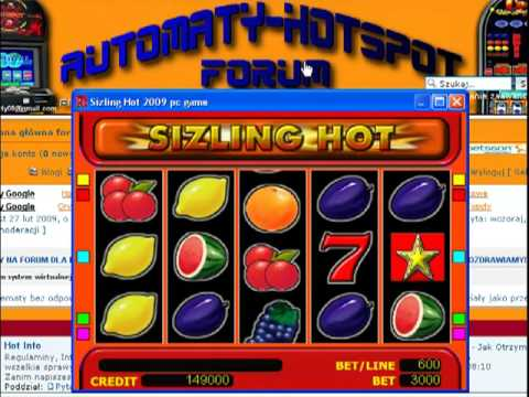 sizzling hot emulator download