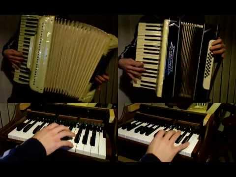 Angelo Badalamenti - City Of The Lost Children - Accordeon Theme
