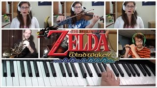 The Legend of Zelda: The Wind Waker - Ganondorf Battle - Orchestral Cover || mklachu