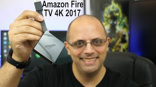 All-New Amazon Fire TV With 4K Ultra HD and Alexa Voice Remote (2017 Edition,) Review