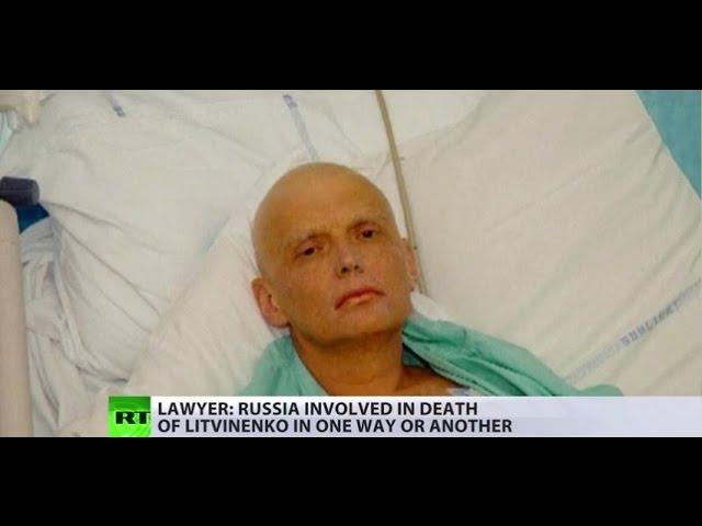 'Russia 'involved' in Litvinenko polonium death'