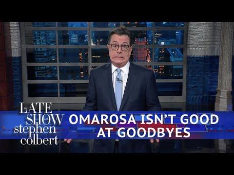 Omarosa Got 'You're Fired!' Again