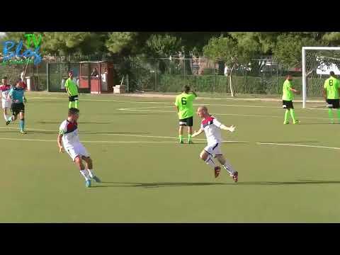 Sporting Ordona- Fortis Altamura 1-1 la sintesi di Luca Caporale