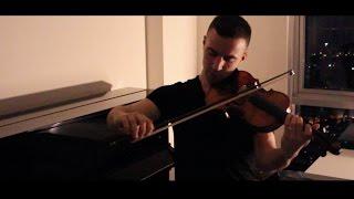 Zeki Müren - Şimdi Uzaklardasın (Violin Cover) Sefa Emre İlikli