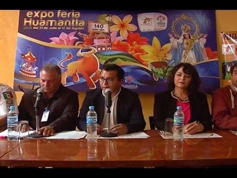 Se dan a conocer Actividades de Feria de Huamantla 2014