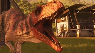 Teo plays Jurassic World part 2