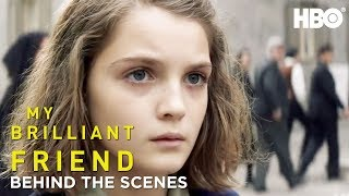BTS w/ Saverio Costanzo, Jennifer Schuur & Lorenzo Mieli | My Brilliant Friend