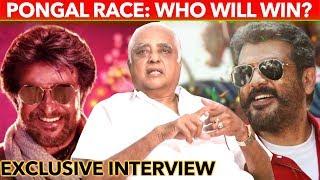Viswasam vs Petta : who will win ? - Distributor Abirami Ramanathan Reveals   Exclusive Interview