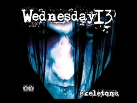 Wednesday 13 - Skeletons A.D.