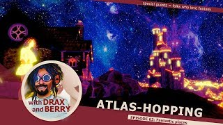 LIVE from [BETA] 114 Harvest: Atlas Hopping Episode 63 [Fantastic places]