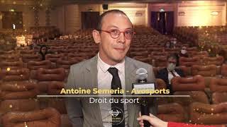 Palmarès du Droit 2021 - Avosports - Droit du sport