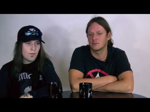 CHILDREN OF BODOM - Halo Of Blood (TRACK BY TRACK PT 2)