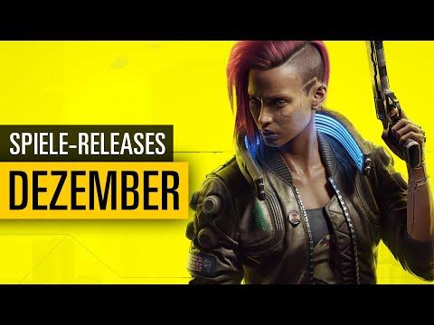 Spiele-Releases im Dezember 2020 | Für PC, PS4, PS5, Xbox One, Xbox Series X und Switch
