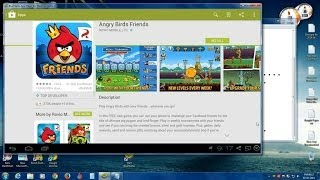 How to Install Angry Bird FRIENDS Game in PC 2014 FREE (Windows/MAC)