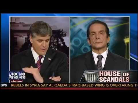 Krauthammer: If White House Had Any Connection To IRS Scandal, It Will Be 'Fatal Problem' For Obama