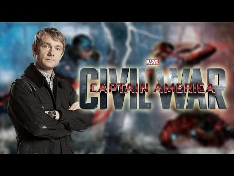 Top 5: Martin Freeman's Character in Civil War