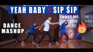 Yeah baby x Sip Sip Dance Video | Vicky Patel Choreography | Bollyrical