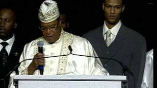Minister Farrakhan's Prophetic Warning To Wyclef Jean On Leading Haiti