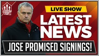 MOURINHO Demands SIX Manchester United Signings! MAN UTD News