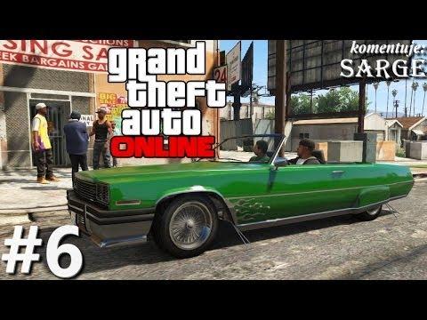 GTA V (Multiplayer #6) - Więzienne zamieszki (Zagrajmy w GTA Online)