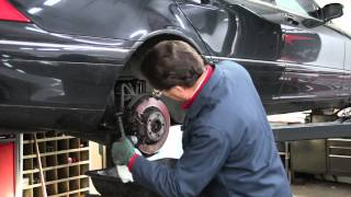 DIY Car Repair Quick Tip #1: Brake Pad Dust Warning