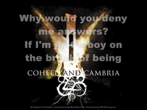 Coheed & Cambria - The Willing Well I Fuel For The Feeding End