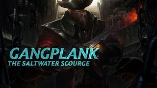 Gangplank: Champion Spotlight | Gameplay - League of Legends