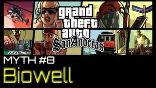 GTA San Andreas: Myths & Legends - Biowell [HD]