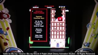 101. Díl pořadu Film-Arena: Wreck-It Ralph / Raubíř Ralf (Blu-ray Unboxing)