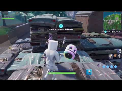 Marshmello Fortnite Kills: They shouldn't have let this Marshmello get the deagle  Happier