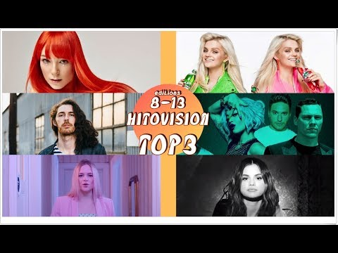 TOP3 from each edition – Hitovision Song Contest (8-13) – 2019