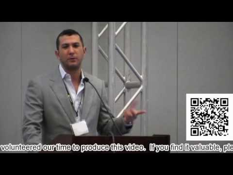 Bitcoin 2013 conference - Noah Silverman - Statistical Analysis of Price Swings and Market Pricing