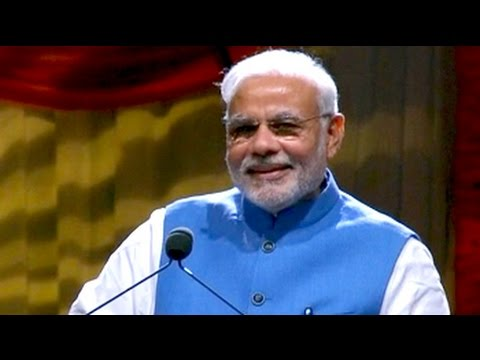 PM Narendra Modi's speech at Sydney's Allphones Arena