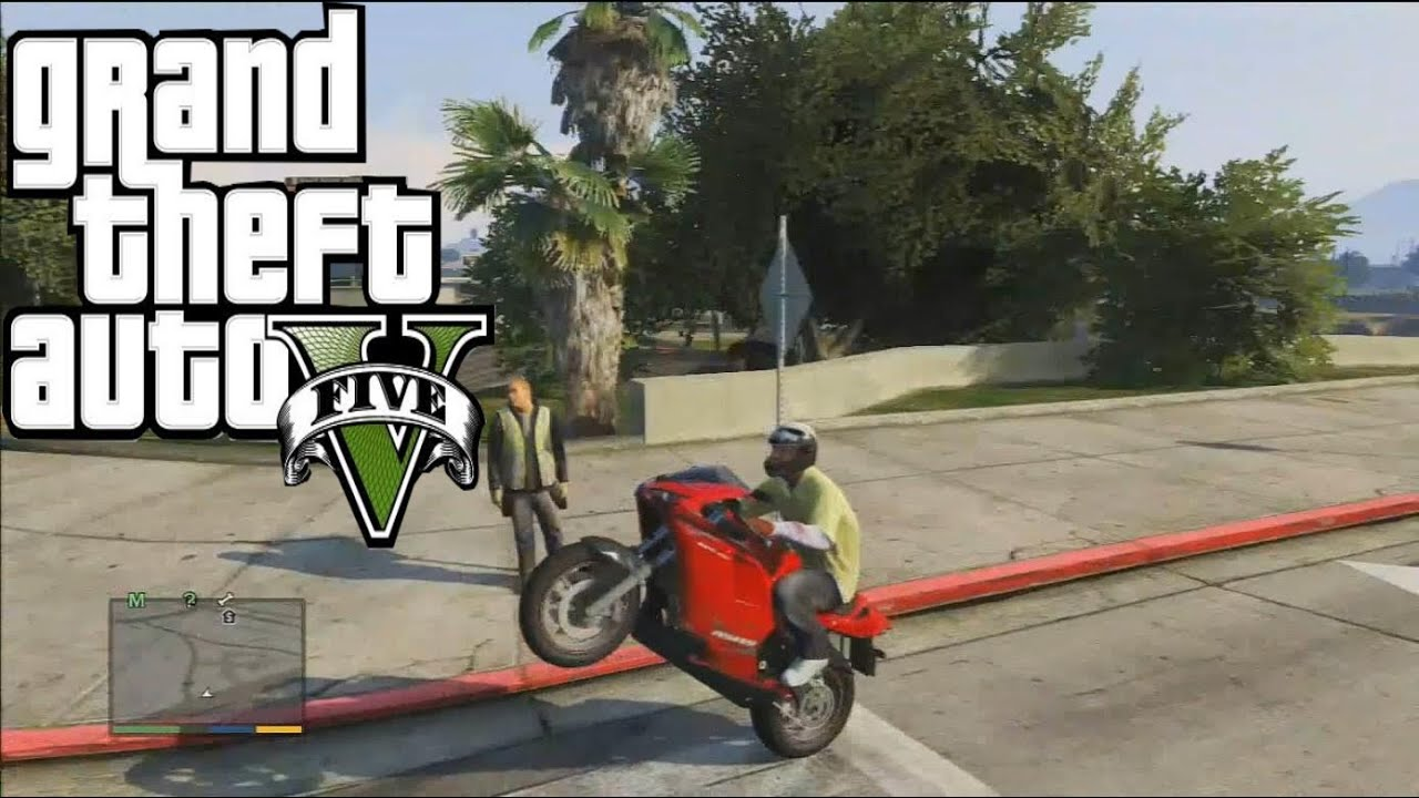 Best Bikes In Gta 5 GTA FULL HD SPORT BIKE